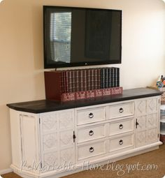 Dumpster Dive Buffet Refinished @ ReMarkableHome.net