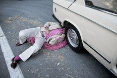 BMW 1602 - Mechanic by Amaury AML http://flic.kr/p/9BiFgj