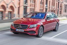 Mercedes-Benz E 220 d T-Modell S213 (2016): Fahrbericht