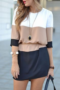 women fashion outfits ideas how to wear business clothes ways to wear cute outfits what shoes to wear with skirt or dress amazing womens fashion ideas Cute Dresses, Casual Dresses, Casual Outfits, Summer Outfits, Cute Outfits, Mini Dresses, 60s Dresses, Peplum Dresses, Woman Dresses