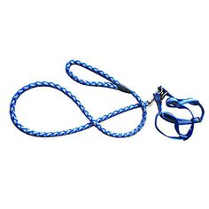 Adjustable Slim Harness with Leash for Pets Dogs (Assorted Size,Assorted Colors) – USD $ 5.79