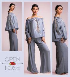 # www.openrose.gr # handmade clothes #