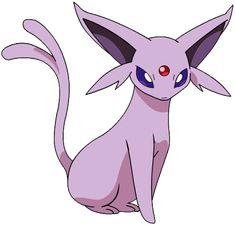 Pokemon Espeon | Eevee evolves into Umbreon during the night