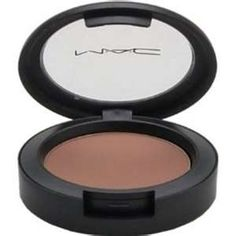 Blunt Powder Blush from MAC (this is my MUST-HAVE contour/ bronzing color- I love it because it's matte, no shimmer or sparkle!)