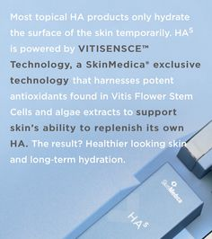 Skinmedica HA5 Physician Skincare.. Best face hydration ever!!