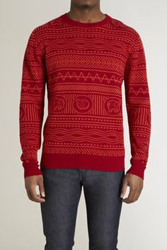 Guinea Sweater - Afends - Sweaters : JackThreads