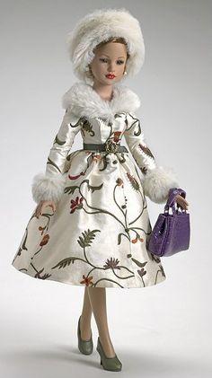 Kitty Collier, fashion doll