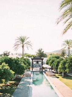 Atzaro Ibiza wedding venue