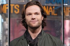 """We love that """"Supernatural"""" actor Jared Padalecki's son is a fan of painting his nails"""
