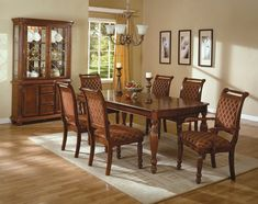 Victorian Style Dining Room Furniture | Formal Dining Room Furniture 2  Formal Dining Room Furniture
