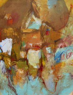 "Saatchi Online Artist Kathleen Shaver; Painting, ""Mappa"" #art"