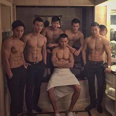 Hot & Sexy Asian Men : Photo