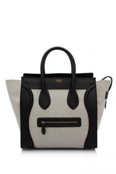 Céline Mini Luggage Shopper ♡♡