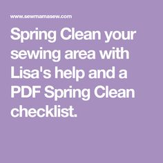 Spring Clean your se