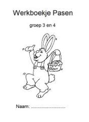 Altijd handig, werkboekjes met klaaropdrachten rondom de feestdagen. Daarom heb ik voor verschillende leeftijdscategorieën een klaarboekje rondom Pasen gemaakt.