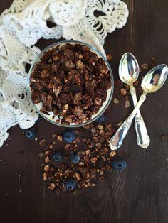 Rye & Spel Granola - My Nordic Kitchen