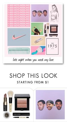 """""""call me on my cell phone"""" by skybluepink173 ❤ liked on Polyvore featuring Bobbi Brown Cosmetics and 1800"""