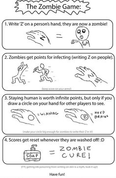 The Zombie Game - LoL Champ