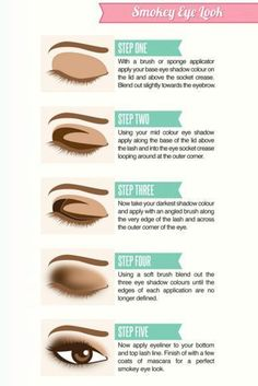 Smokey Eye Makeup Ideas For Super Sexy Look ★ See more: http://glaminati.com/sexy-smokey-eye-makeup/