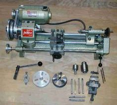 Cool Tools – Unimat Machine Tool