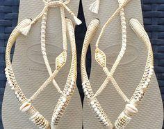 Silver & Gold Flip Flop voet juwelen gouden Flats Boho