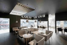 Coco bruni cafe // Betwin Space Design // Seoul