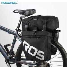 Afbeeldingsresultaat voor fietstas op fiets