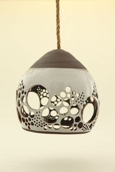 Heather Levine Lamp