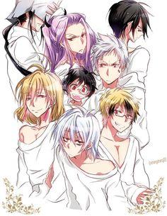 Servamp Anime, Otaku Anime, Anime Art, Sleepy Ash, Familia Anime, Anime Crossover, Bleach Anime, Anime Ships, Fujoshi