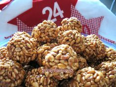Easy and sweet delicacy for children and adults. Vegetarian Breakfast, Breakfast Recipes, Caramelized Sugar, Puffed Rice, Cereal Recipes, Russian Recipes, Confectionery, Christmas Desserts, No Bake Desserts