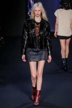 Zadig & Voltaire | Fall 2013 Ready-to-Wear Collection | Style.com