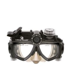 LIQUID IMAGE - Masque de plongée vidéo/photo HD 1080p - colette