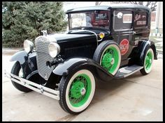 1930 Ford Model A Sedan Delivery 40 HP, 3-Speed for sale by Mecum Auction