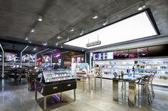 ARITAUM flagship store by URBANTAINER, Seoul cosmetics
