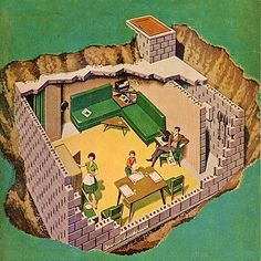 fallout shelter 1962