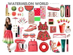 Watermelon World by
