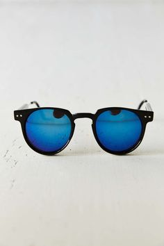 Spitfire Teddyboy Round Sunglasses - Urban Outfitters
