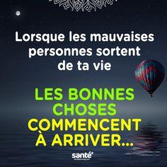 #citations #vie #amour #couple #amitié #bonheur #paix #esprit #santé #jeprendssoindemoi sur: www.santeplusmag.com Mots Forts, Plus Belle Citation, Quote Citation, Strong Words, Positive Attitude, Happy Thoughts, Great Quotes, Exactement, Behavior