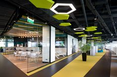 Adidas Offices – Moscow