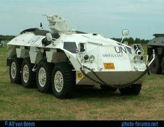 DAF YP 408 Unifil KN-86-88. At the Koninklijke landmachtdagen , Holland 2005