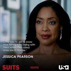 Jessicaism Harvey Specter Suits, Suits Harvey, Suits Tv Series, Suits Tv Shows, Badass Quotes Women, Woman Quotes, Self Quotes, Life Quotes, Jessica Pearson