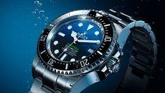 Foto: El Rolex Deepsea es hermético hasta 3.900 metros de profundidad