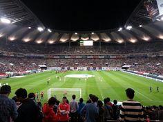 seoul worldcup stadium.. korea VS brazil A match