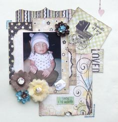 Bundle of Joy - Scrapbook.com
