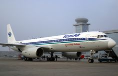 Kras Air Tupolev Tu204