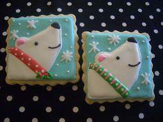 Nanny's Sugar Cookies LLC: Christmas Cookie Designs