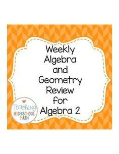 Quadratic catapult physics algebra stem 21st century math weekly algebra and geometry review for algebra 2 or precalculus fandeluxe Gallery
