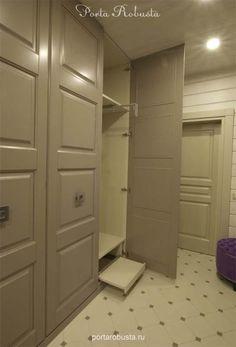 Встроенные шкафы из массива, МДФ - заказать встроенный шкаф в Москве