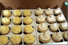Triple Lemon Cupcakes - Sweet Tooth Sweet Life