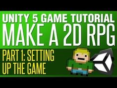 Welcome to the first video in my ACTION RPG tutorial series, this video serves as the introduction to the series elaborating on what we will be cr. Unity Games, Unity 3d, 2d Rpg, Unity Tutorials, Learn C, Game Programming, Building Games, Game Engine, 3d Tutorial